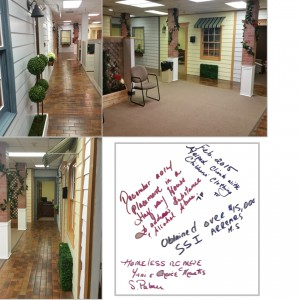 White Plains Office Collage