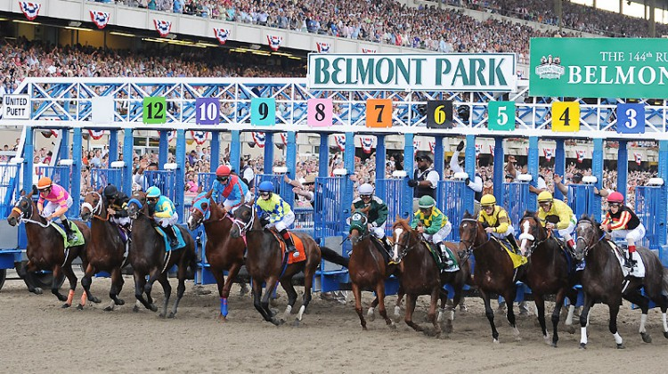 A 2015 Belmont Stakes VIP Tickets Package on Charity Buzz – Bid Now!