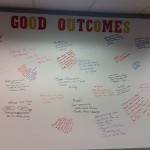 Good Outcomes: The White Plains Wall of Client Stories