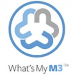 The What's My My3 logo