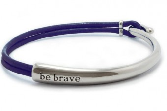 Wear Your Bravelet and Help Create Paths to Dignity