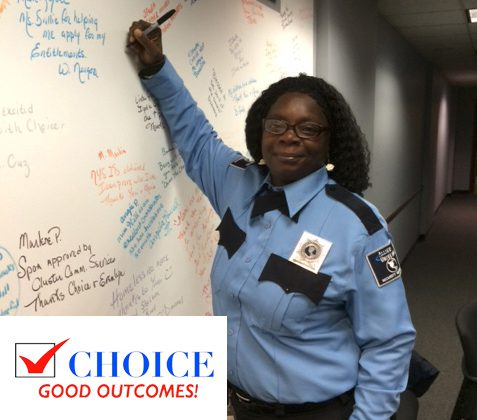 Good Outcomes: Thomasina's Story